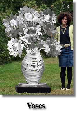 Botanical artwork, floral artwork, floral sculptures, botanical sculpture, fauna and flora sculpture, monumental sculpture, outdoor metal sculpture, metal sculpture garden, metal garden sculpture, outdoor metal art, metal garden art, metal sculptures, metal sculpture, garden art, metal garden, stainless steel sculpture, decorative sculpture, buy sculpture